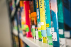 Bücher- und Schließfachrückgabe