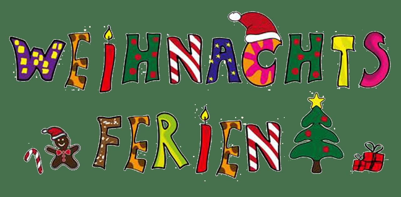 Weihnachtsferien – Realschule Horb